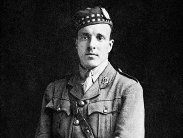 Photograph of Captain Noel Godfrey Chavasse