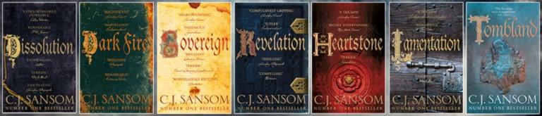 Shardlake series of books by C J Sansom